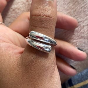 Wrap 925 Sterling Silver Ring